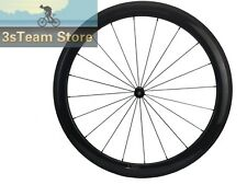 50mm Straight Pull Carbon Road Bike Wheel Front/Rear Bicycles Wheel R36 Hub