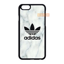 Best Adidas Logo Smoke Colorful Print On Plastic Hard Case For iPhone 6 6s And 7