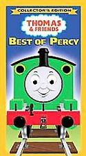 Thomas the Tank Engine - Best of Percy [VHS] Michael Angelis, Michael Brandon,