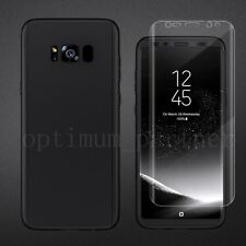 For Samsung Galaxy S8+ Hybrid 360 Degree Ultra thin Screen Protector Case Cover