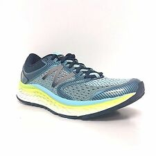 New Balance W1080BY7 Women's Running Shoe Ozone Blue/Lime Synthetic/Mesh Upper