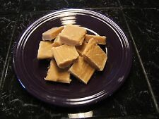 HOMEMADE SCRATCH PEANUT BUTTER FUDGE, 1 1/2 LB. SMOOTH OR CRUNCHY! FREE S & H