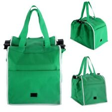 Foldable Shopping Bags Reusable Eco Grocery Cart Trolley Bag With Handle Bags