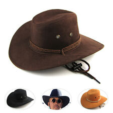Fashion Unisex COWBOY HAT mens hats ladies caps Unisex western headwear cap 1pc