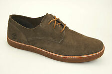 Timberland HUDSTON Plain Toe Oxford Lace-up Loafers Men's Shoes 9266B