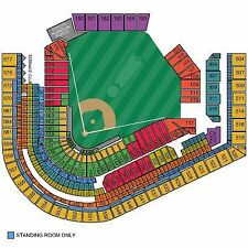 2 tickets Royals vs Indians SATURDAY 9/16 Sec 456 Row A - Front Row