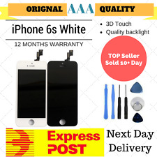 for iPhone 6S White LCD Screen Replacement Digitizer 3D Touch Display Assembly