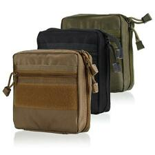 Tactical Molle EMT First Aid Medic Kit Pouch Outdoor Utility Tool Organizer Bag