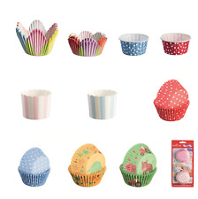 Mason Cash Baking Cake Making Muffin Cupcake Cases Cups Toppers