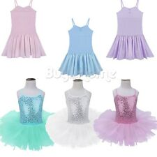 Ballet Tutu Princess Dress Up Dance Wear Costume Party Girls Toddler Kids Skirt!