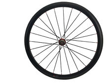 38mm Straight Pull Carbon Road Bike Wheel Front and Rear Bicycles Wheel R36 Hub
