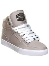 Osiris Grey-White-Silver NYC83 Vulc DCN Shoe