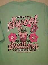 GREAT SMOKY MOUNTAIN SWEET & SOUTHERN T-SHIRT ~ SWEET T-SHIRT ~ SIZE SELECT