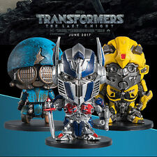 TRANSFORMERS 5 THE LAST KNIGHT OPTIMUS PRIME BUMBLEBEE MEGSTRON FIGURES TOY