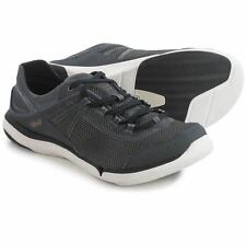Men's Teva Evo Shoes Size 9 10 11 Dark Shadow Gray Mesh Lightweight Water Shoe