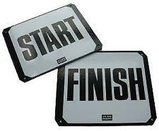 Stubbs Start and Finish Markers - Screw On Plates