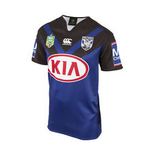 Canterbury Bankstown Bulldogs 2017 NRL Mens Away Jersey Shirt BNWT Rugby League