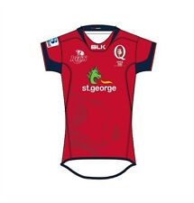 Queensland Reds 2017 Ladies Home Jersey Shirt BNWT Rugby Union Clothing