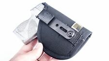 Kimber Pepper Blaster II | IWB Tuckable Conceal Carry CCW Holster w/ Sweat Guard