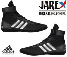 adidas Combat Speed 5 Wrestling Shoes Boots Black