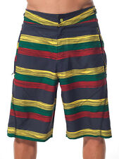 Size 28 Ten-80 Boardshorts Wake Board Surf Paddle Beach Bathing Suit Big Tall