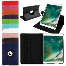 """For Apple iPad Pro 10.5"""" Tablet Rotating Flip Folio Leather Stand Case Cover"""