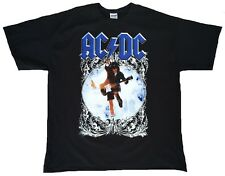 Rare Unworn Official AC/DC/DC ACDC Angus Young Rock Star Metal ViP T-Shirt size