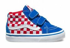 Vans SK8 Mid Reissue V Checkerboard Toddler Shoes