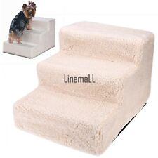 New Pet Stairs Portable 3 Steps Stairs Travel Dog Steps Pet Steps Stairs LM01