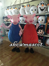 Fancy Dress Outfit Adult Outfit Season-Peppa Pig George Mascot Costume Free Ship