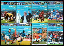 Manchester City  league & cup  home    last season at  Maine Road  2002-2003 vgc
