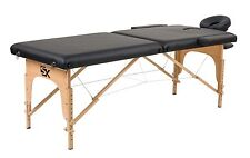 """3"""" padding Portable Foldable Massage Table Reiki Facial Bed Table with accessori"""