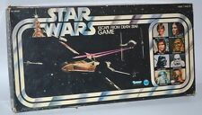 Star Wars Escape From Death Star Board Game 1977 Kenner With Box