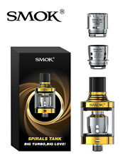 *Authentic* SMOKTech Spirals PLUS Sub-Ohm Tank - US Seller - FAST SHIP!!!