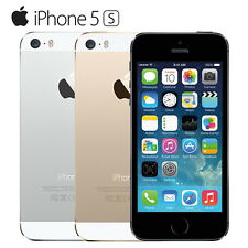 Original Unlocked Apple iPhone 5s 16GB / 32GB ROM 8MP camera 1136x640 pixel WIFI