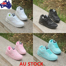 Women Sport Shoes Air Cushion Running Shoes Comfort Breathable Athletic Sneakers
