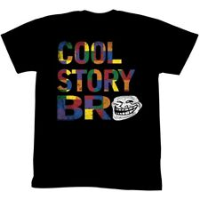 U Mad? You Mad Bro? Meme GIF Trending Pop Art Cool Story Bro Juniors T-Shirt