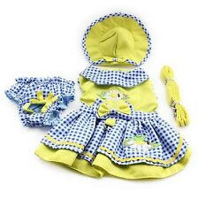 Pet Dog Clothes Dress Harness Vest Leash Hat Physiological Sanitary Panty S/M/L