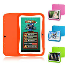 7 Inch Children Tablet Android 5.1 1024*600 Quad Core 512MB RAM 8GB ROM Colorful