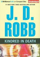 In Death: Kindred in Death 29 by J. D. Robb (2009, CD, Unabridged)