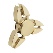 Hand Spinner Triangle Torqbar Metal Finger Toys EDC Focus Gyro ADHD