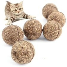Funny Cat Mint Ball Play Toys Ball Coated With Catnip Bell Toy For Pet Kitten