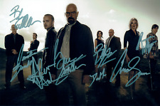 Breaking Bad - 003 - Cast Signed x8 (all featured actors in the photo!)