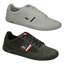 Lacoste Sports EUROPE NTE Sneakers trainers Low Shoes Lace Up men's shoes new