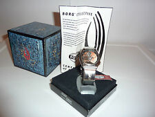 STAR TREK LIMITED EDITION PICARD BORG FOSSIL WATCH  MINT