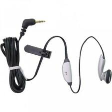 HEADSET OEM MONO 2.5mm HANDS-FREE EARPHONE SINGLE EARBUD w MIC for CELL PHONES