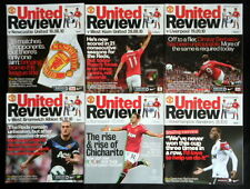 Manchester United   2010-2011  League, Champions League & Cups  all listed  vgc