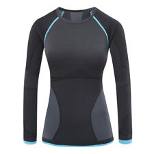 Winter womens thermal underwear Compression tops Quick dry long sleeve T-shirts