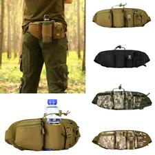 Utility Close-fitting Waist Fanny Bum Pack Pouch Outdoor Camping Hiking Belt Bag