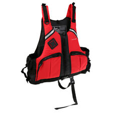 S/M/L/XL/XXL Adult Buoyancy Life Jackets Vest Outdoor Swimming Fishing Kayak